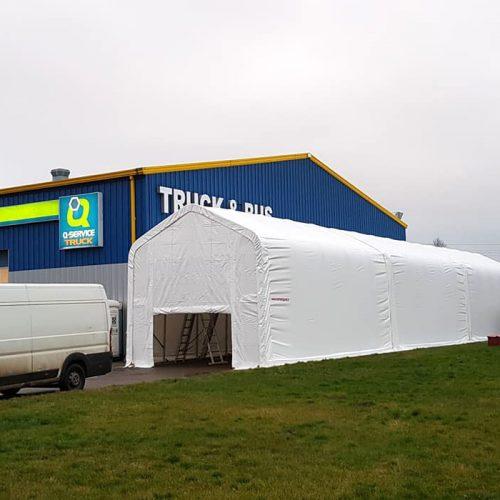 Storex PVC angaar Norda 4